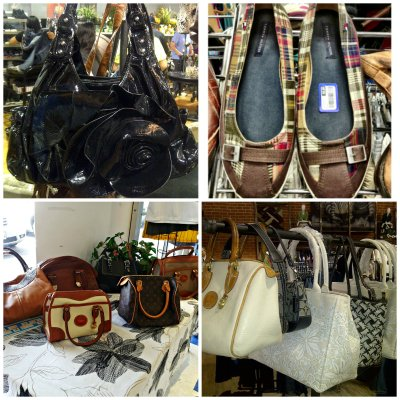Goodwill Shoes and Purses