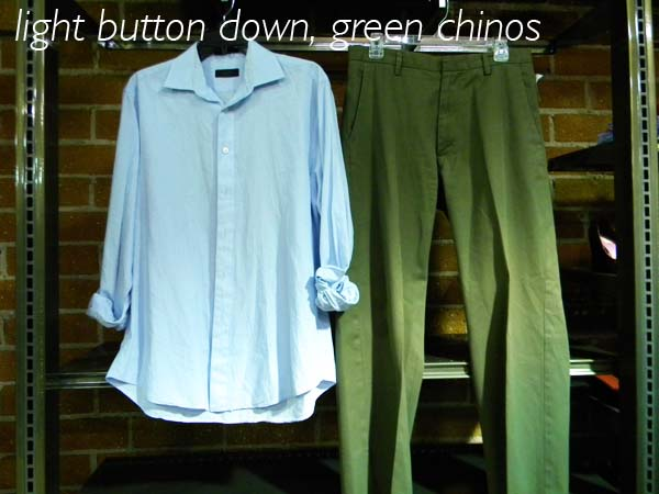 mens summer outfit 2
