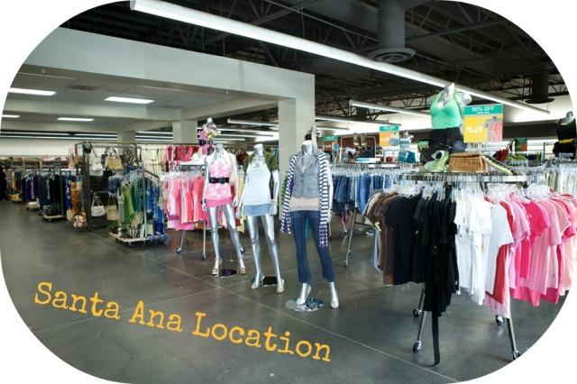 Santa Ana Location