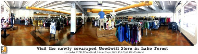Goodwill store in Lake Forest