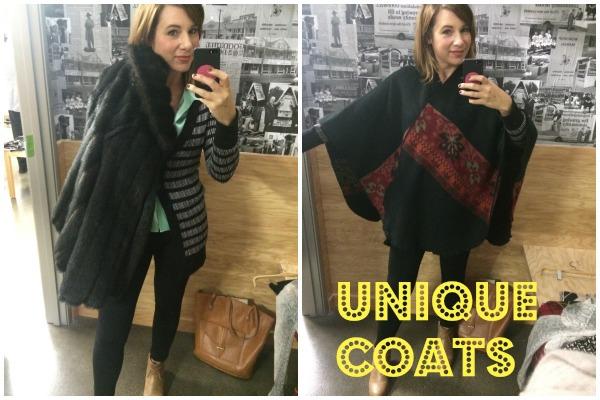 unique coats