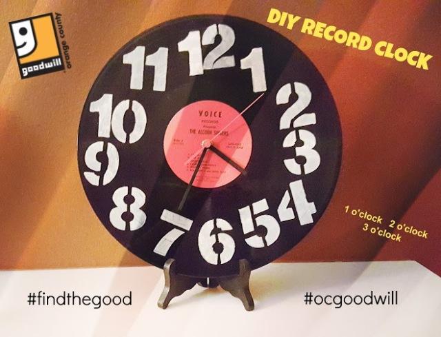 Record Clock w Filter
