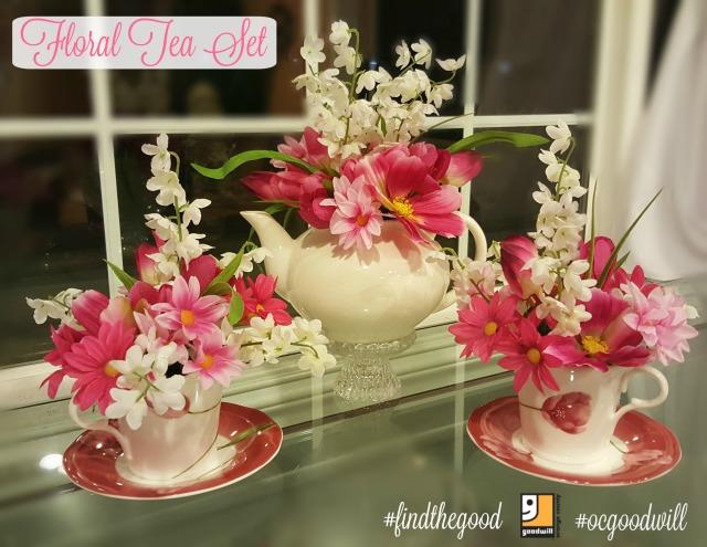 Floral Tea Set Final